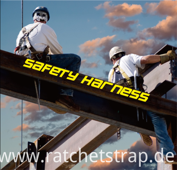 Safety harness workplace